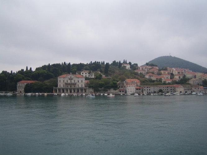 Районы Дубровника