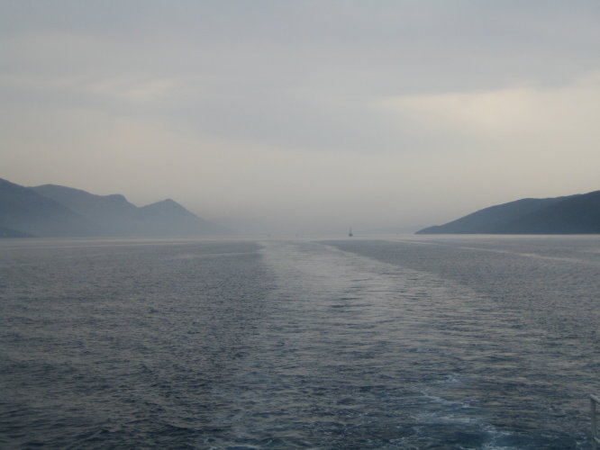 Красивые морские пейзажи-2