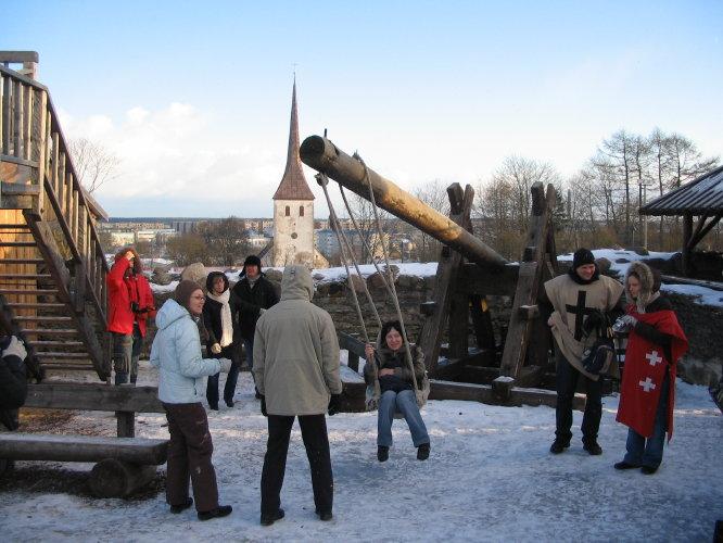 Средневековые сооружения
