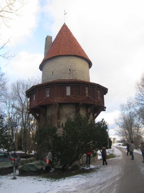 Башня Кийу