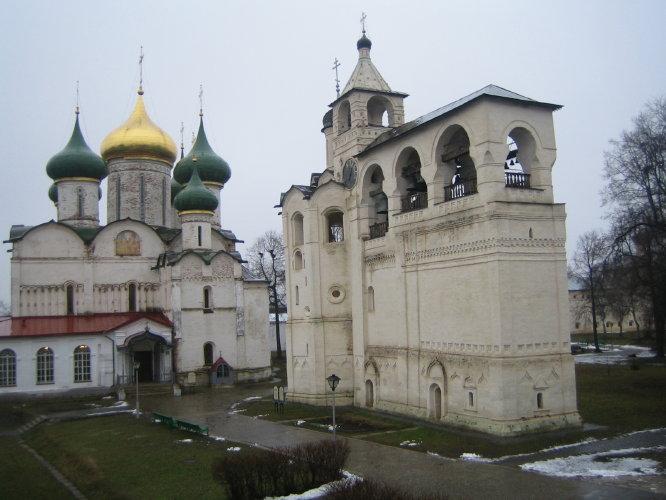 Спасо-Преображенский собор и Звонница, Спасо-Ефимьев монастырь