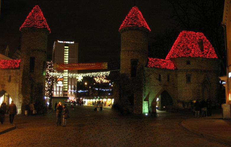 Романтика Старого Таллина